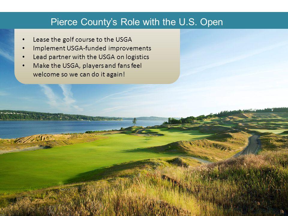 Pierce Countys Role with the U.S.