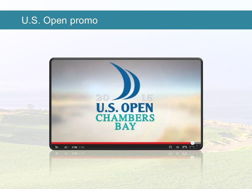 U.S. Open promo