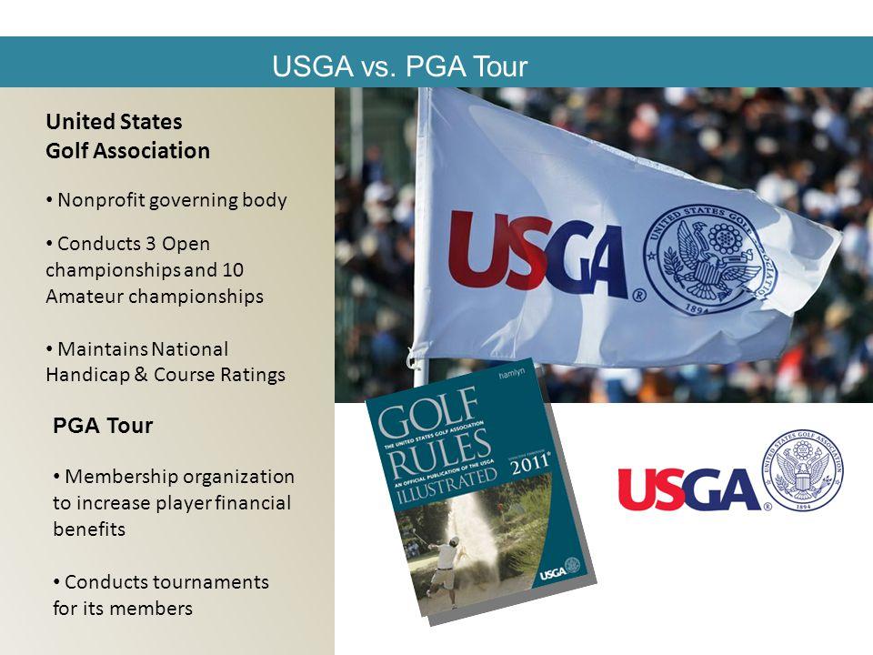 USGA vs.