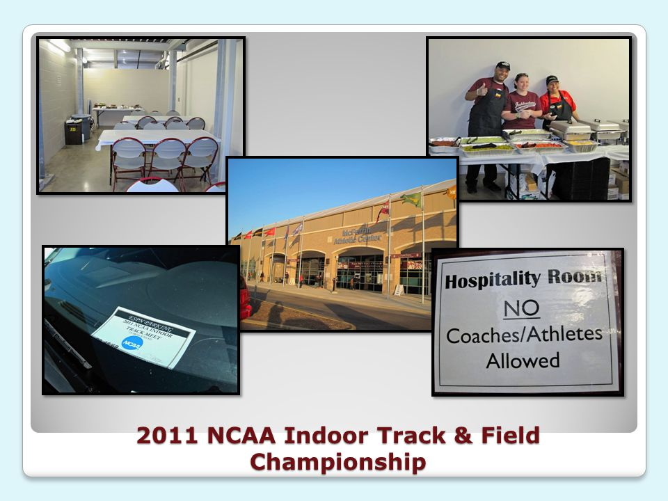 2011 NCAA Indoor Track & Field Championship