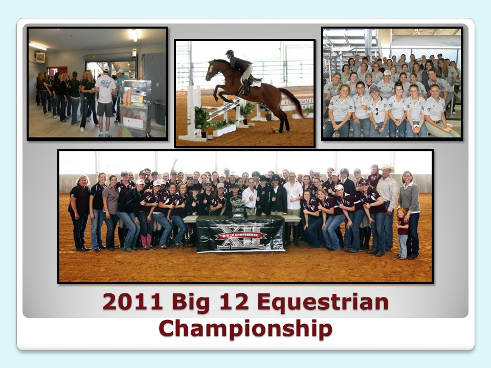2011 Big 12 Equestrian Championship