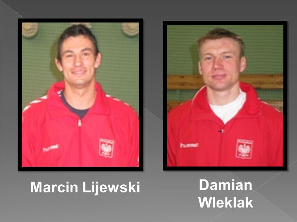 Marcin Lijewski Damian Wleklak