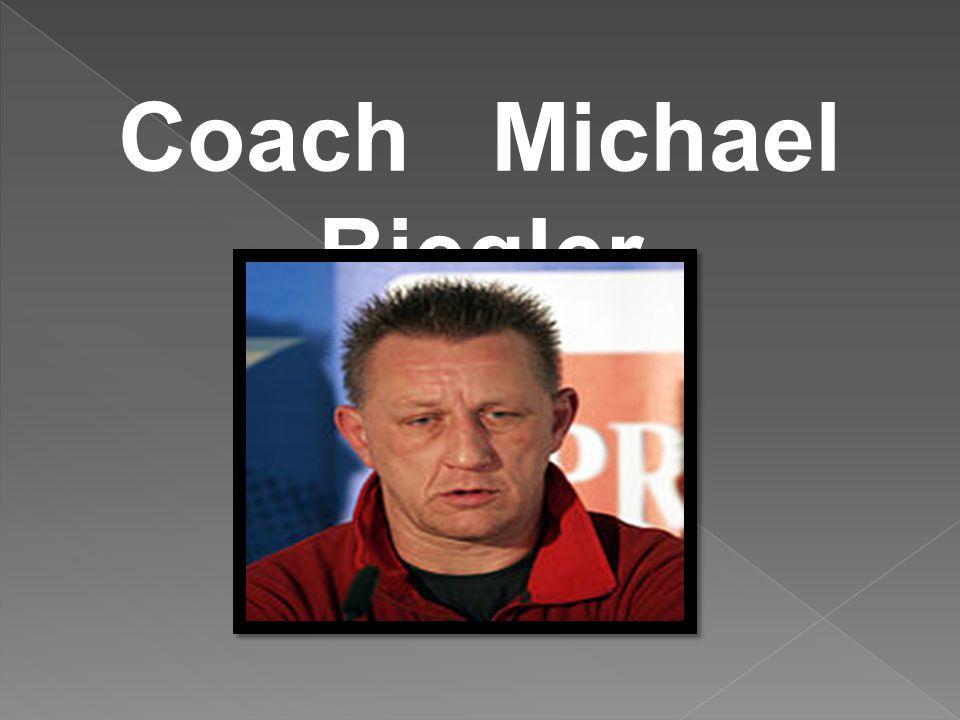 Coach Michael Biegler