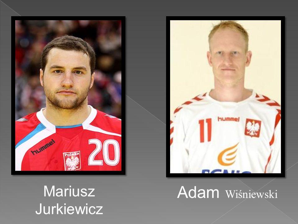 Mariusz Jurkiewicz Adam Wiśniewski