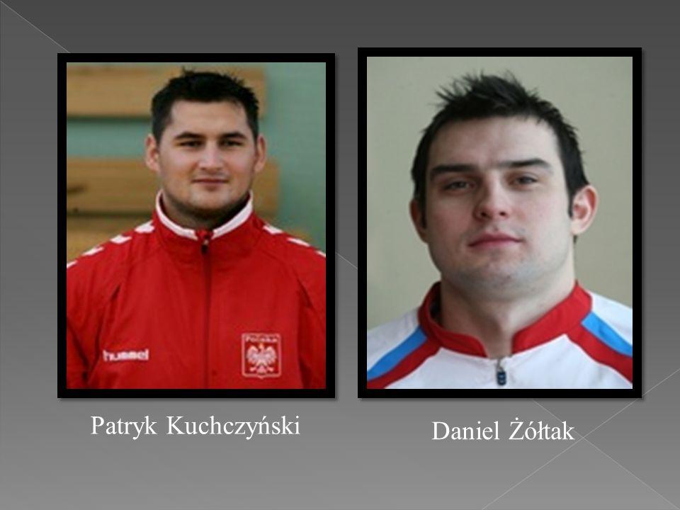 Patryk Kuchczyński Daniel Żółtak