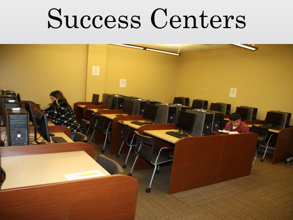Success Centers