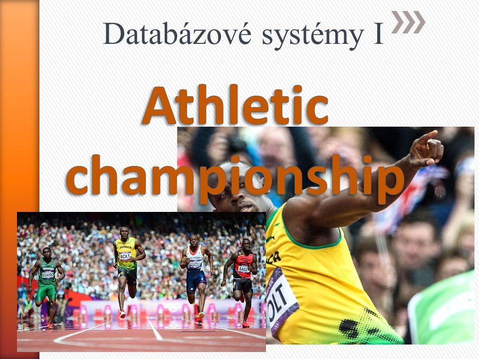 Databázové systémy I