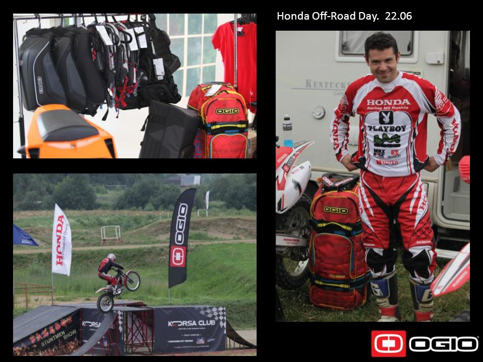Honda Off-Road Day. 22.06