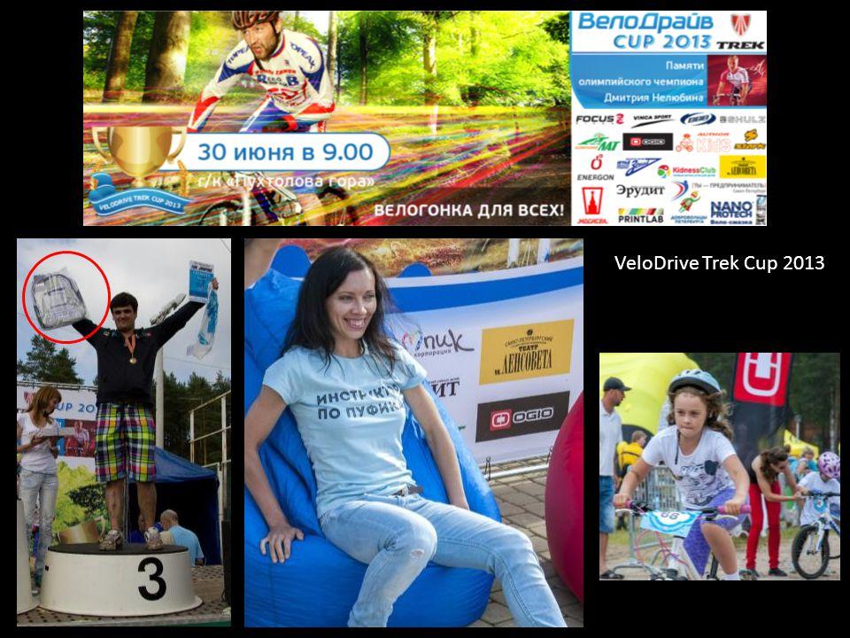 VeloDrive Trek Cup 2013