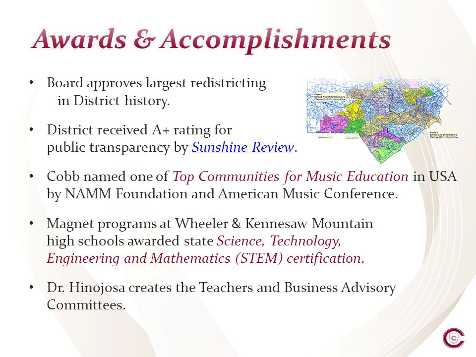 Board approves largest redistricting in District history.