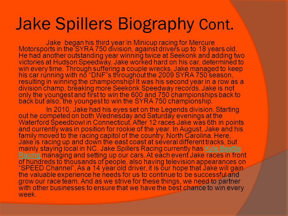 Info about Kyle Beattie Racing Beattie Racing, Inc.