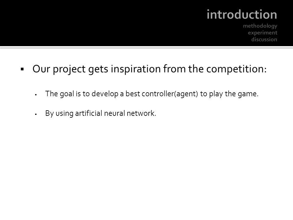 Method: artificial neural network.