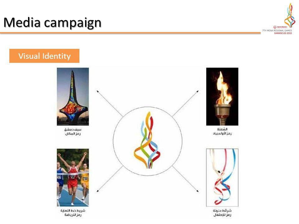 Visual Identity Media campaign