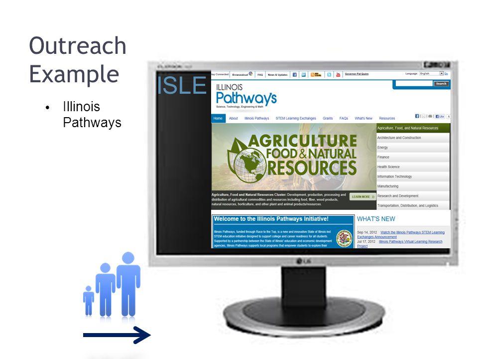 Outreach Example Illinois Pathways ISLE