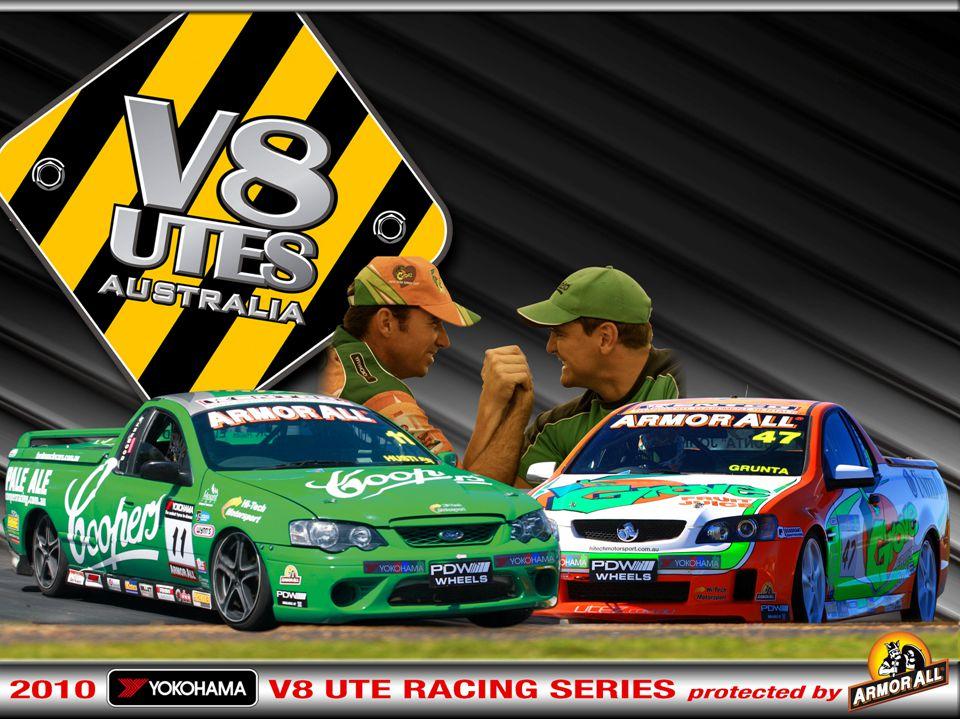 Australian V8 Ute Racing