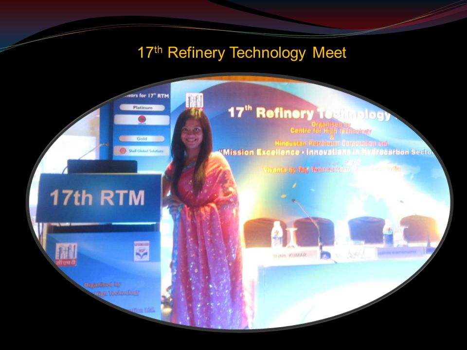 17 th Refinery Technology Meet