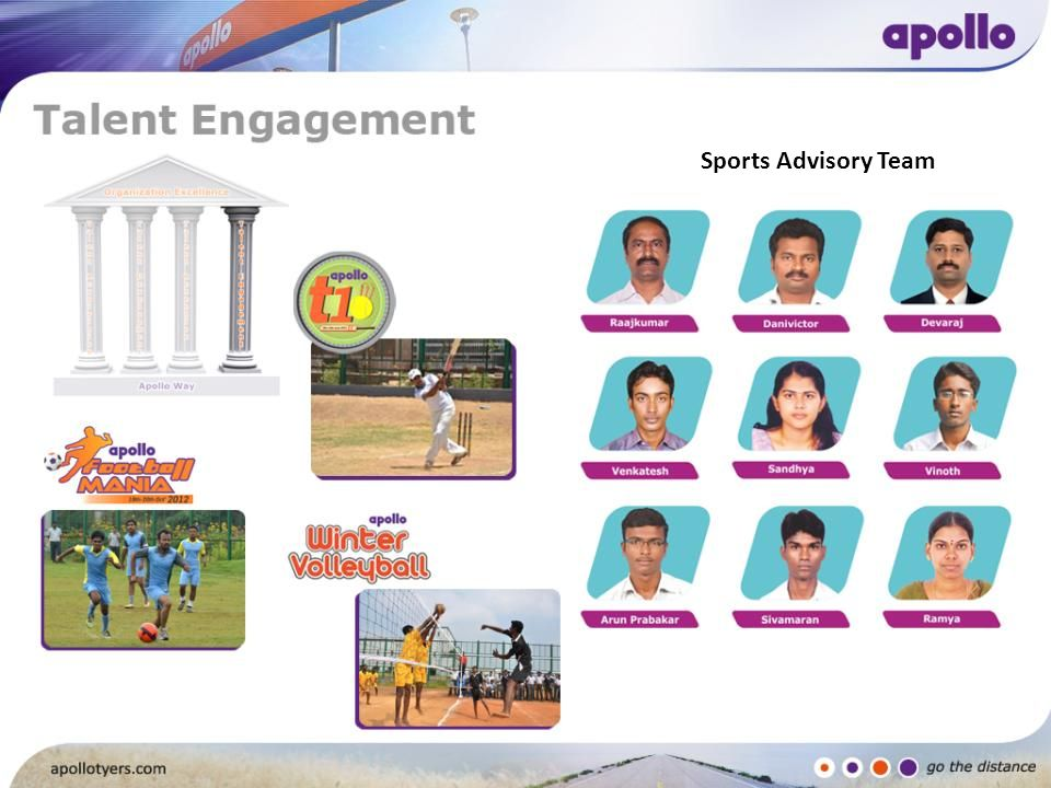 Sports Advisory Team