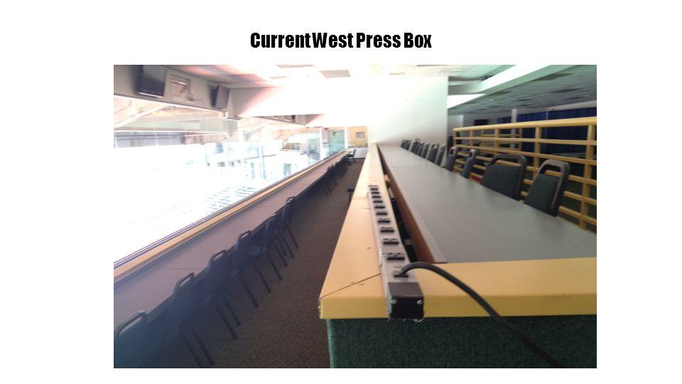 Current West Press Box