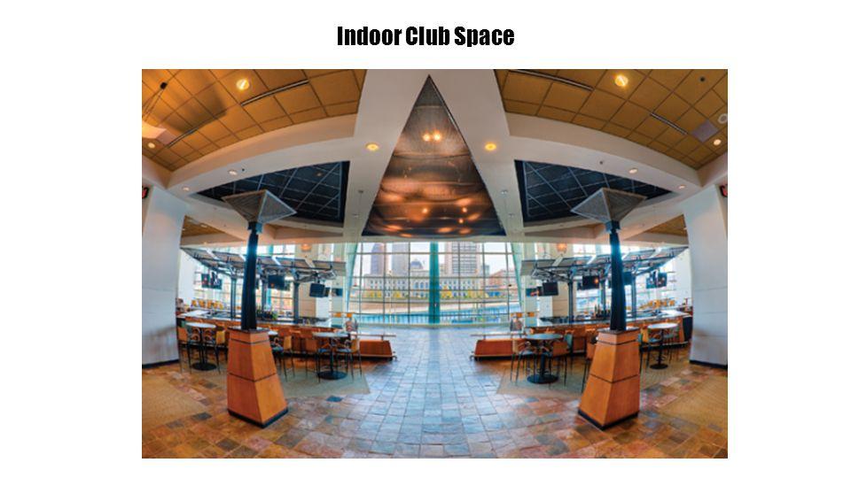 Indoor Club Space
