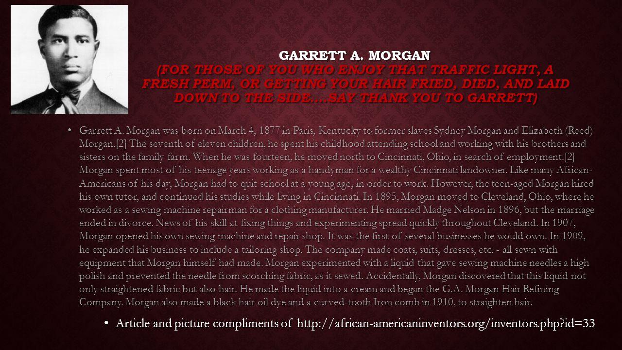 GARRETT A.
