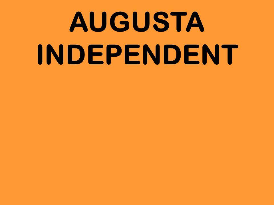 AUGUSTA INDEPENDENT