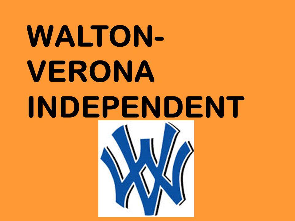 WALTON- VERONA INDEPENDENT