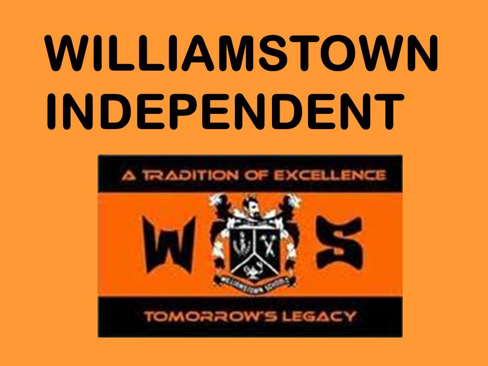 WILLIAMSTOWN INDEPENDENT