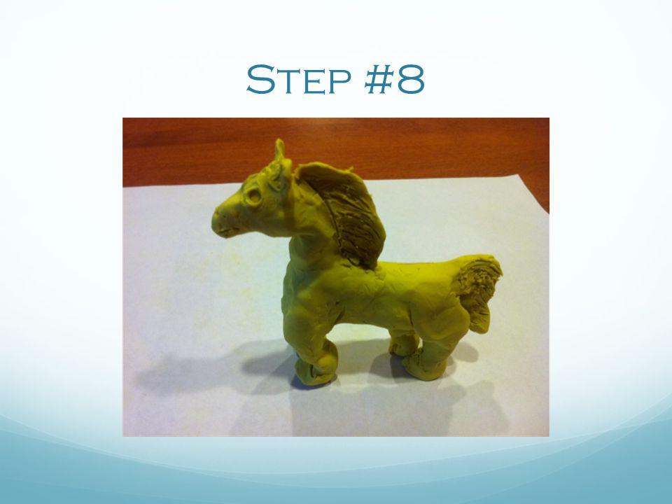 Step #8