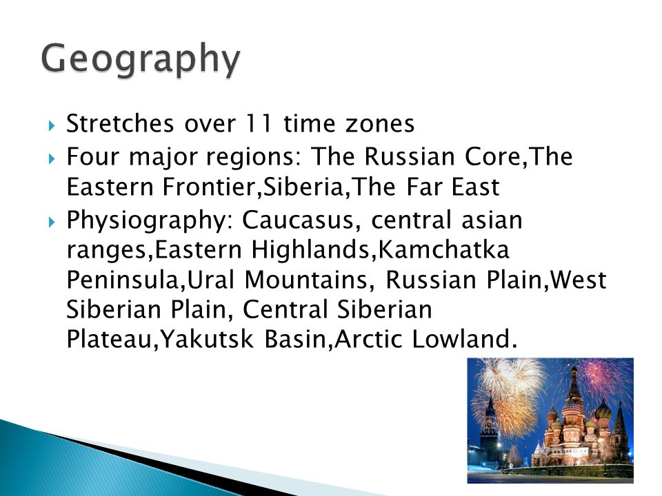 There are over 160 different ethnic groups and indigenous peoples in Russia