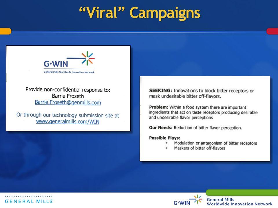 (Leverage iNNo360) Viral Campaigns