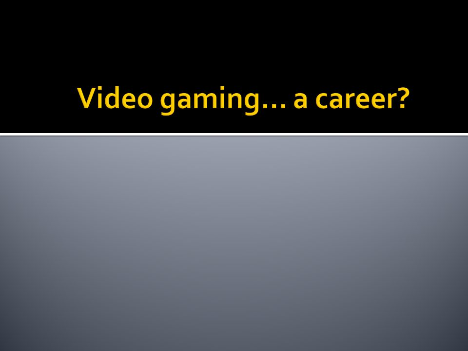 Job NameAverage Annual Salary Game Designer$67,379 Programmer$85,000 Animator / Artist$71,354 Writer$81,000 Audio Engineer$66,000 Video Game Tester$50,000 Technical Support Specialist$73,000