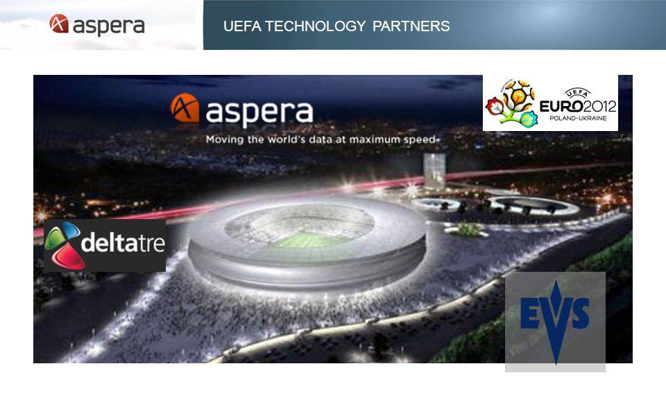 UEFA TECHNOLOGY PARTNERS