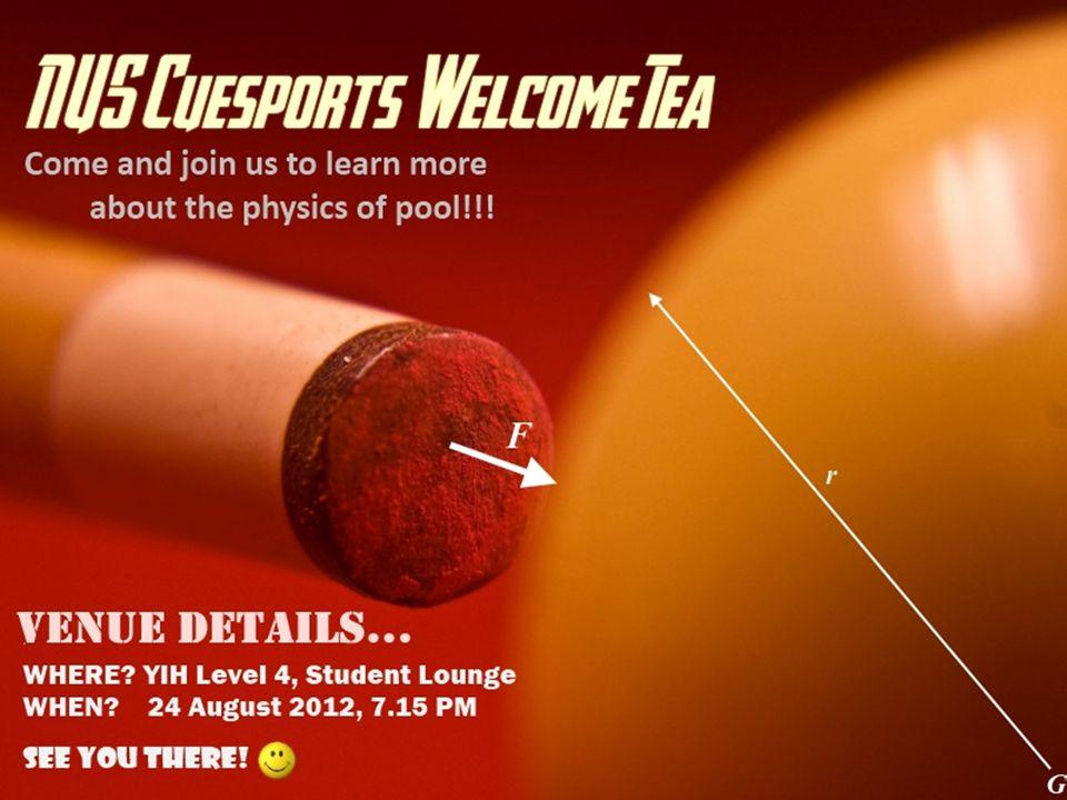 DaysTuesdayThursday Time7.30 PM – 9.30 PM CoachingYes Training Fee $40 Weeks3 - 6 Venue ICZhi Hao H.P No.