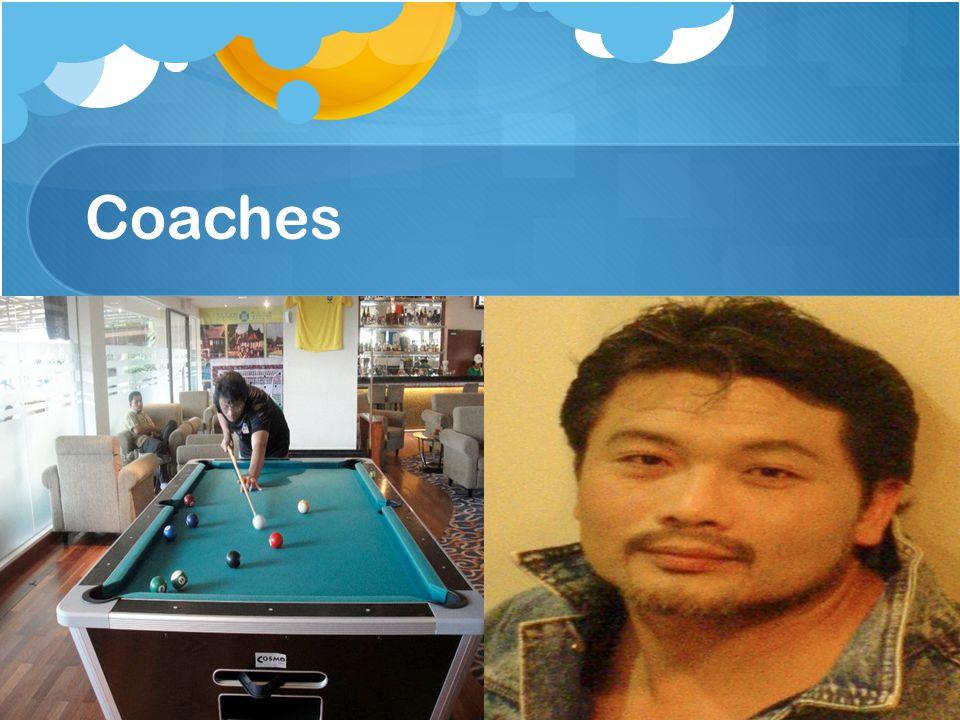 Coach : MR.