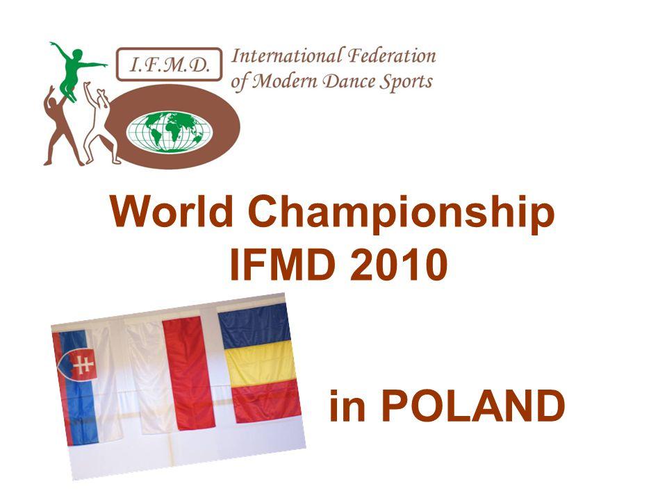 Organizer World Championship 2010 in Poland