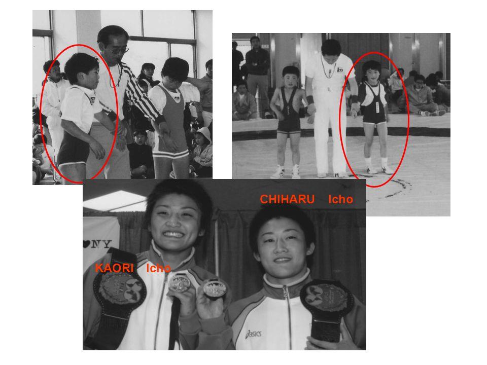 KAORI Icho CHIHARU Icho