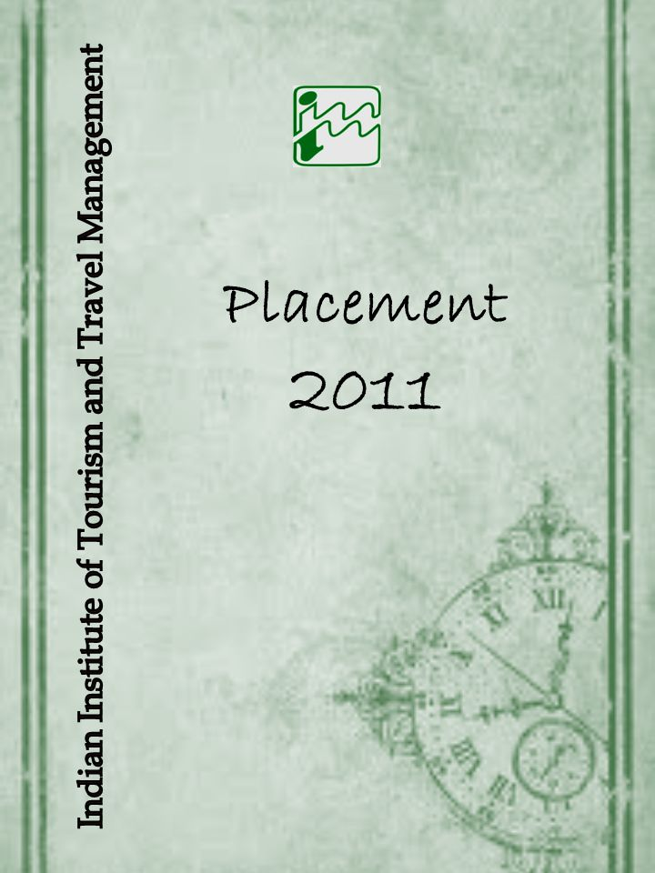 Placement 2011