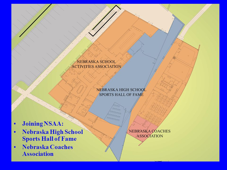 Joining NSAA: Nebraska High School Sports Hall of Fame Nebraska Coaches Association