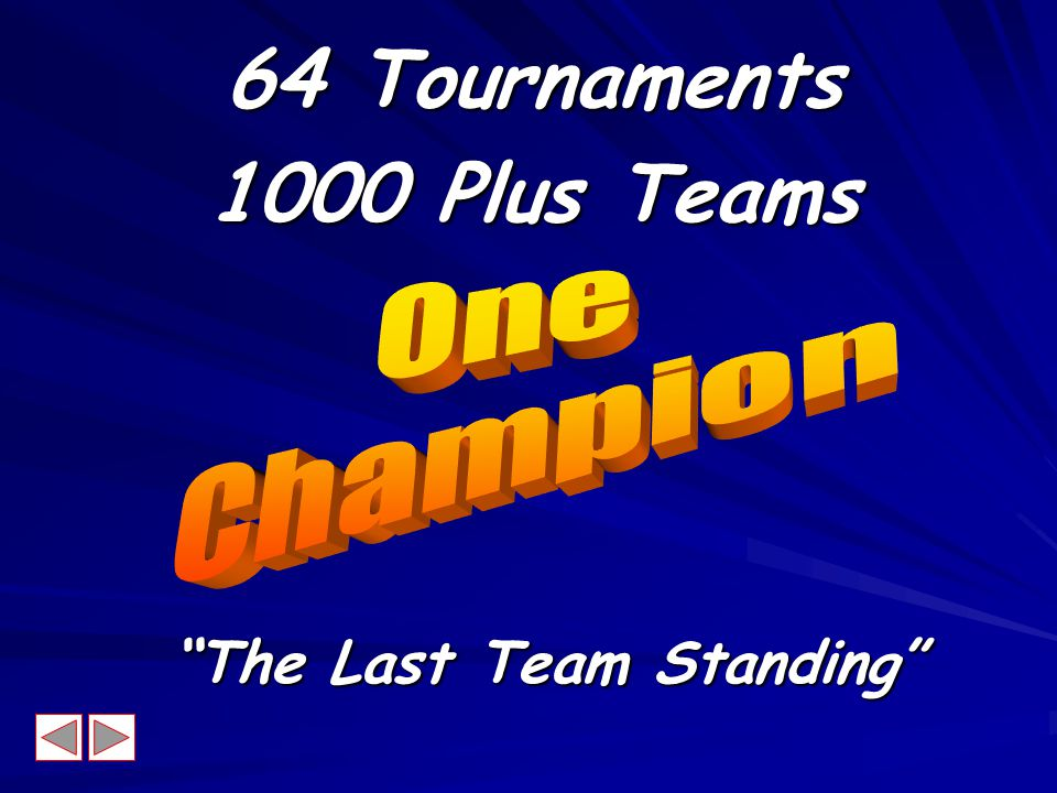 Last Team Standing 3 on 3 ProAm & 3 on 3 Corporate USA Tournament Series