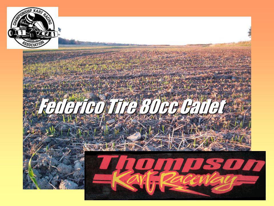 Federico Tire 80cc Cadet