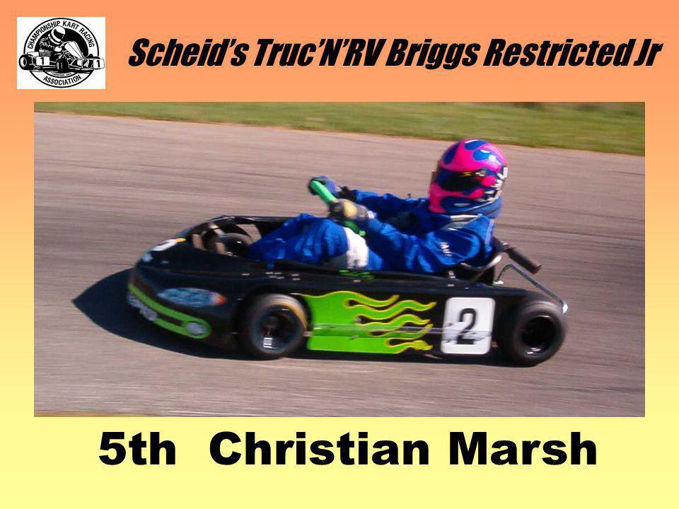 Scheids TrucNRV Briggs Restricted Jr 5th Christian Marsh
