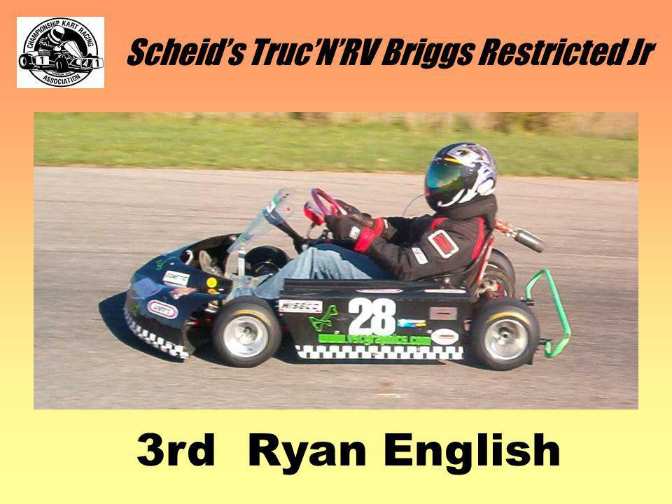 Scheids TrucNRV Briggs Restricted Jr 3rd Ryan English
