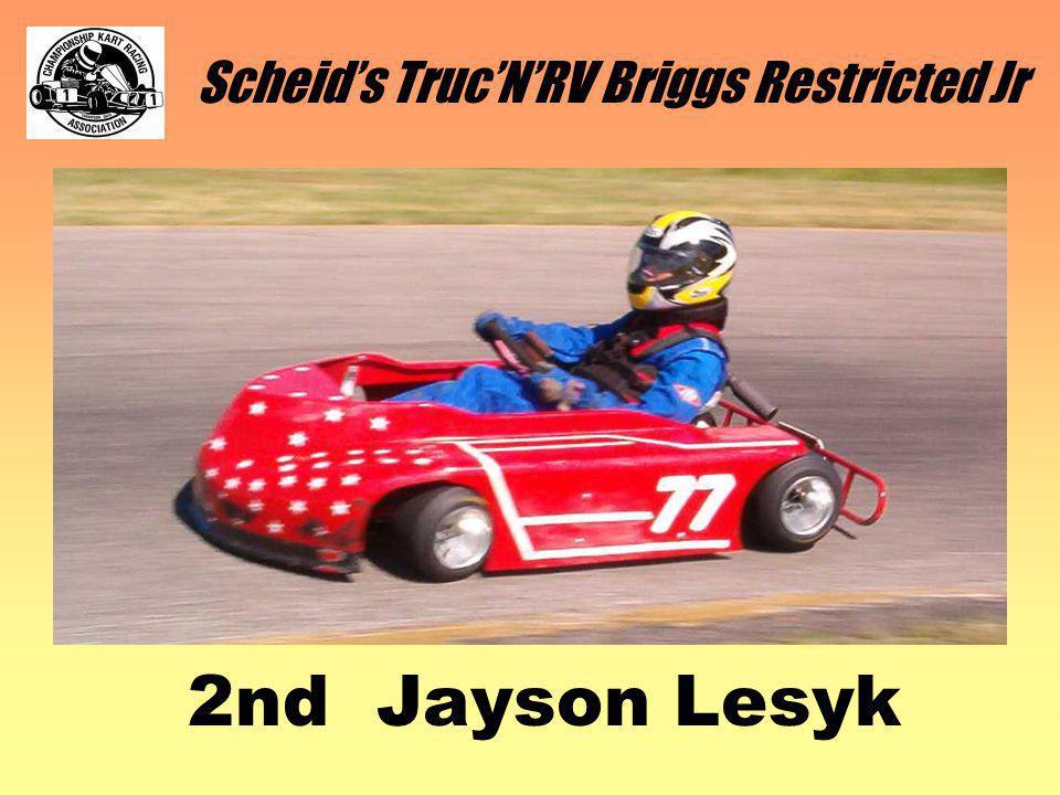 Scheids TrucNRV Briggs Restricted Jr 2nd Jayson Lesyk