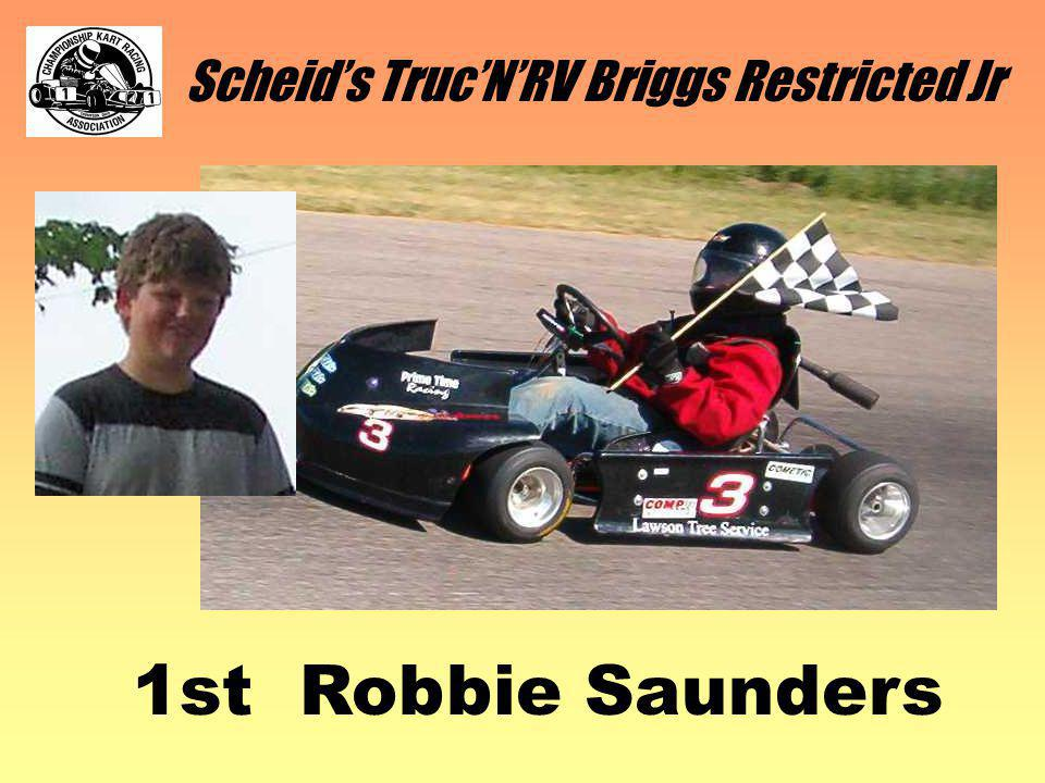 Scheids TrucNRV Briggs Restricted Jr 1st Robbie Saunders