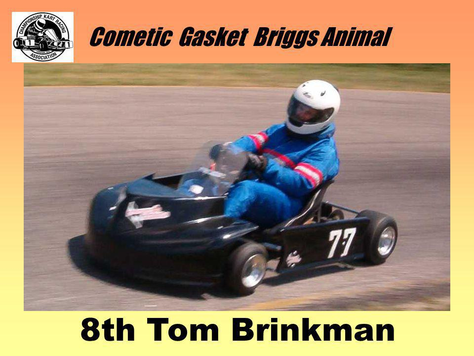 Cometic Gasket Briggs Animal 8th Tom Brinkman