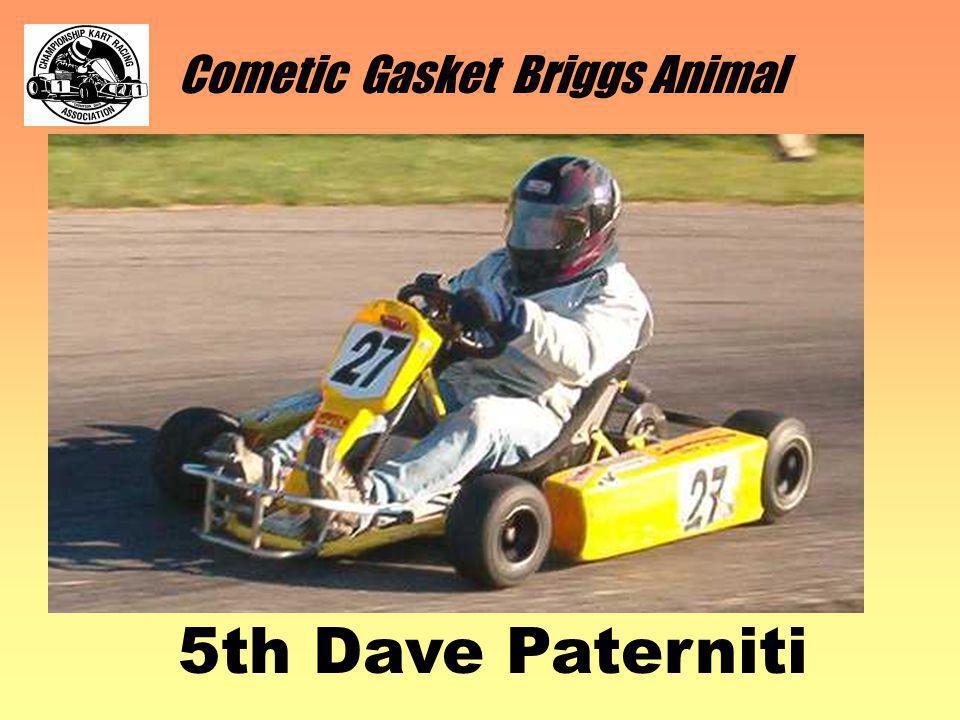 Cometic Gasket Briggs Animal 5th Dave Paterniti