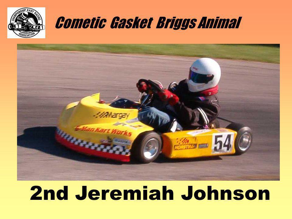 Cometic Gasket Briggs Animal 2nd Jeremiah Johnson