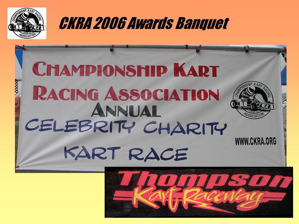 CKRA 2006 Awards Banquet
