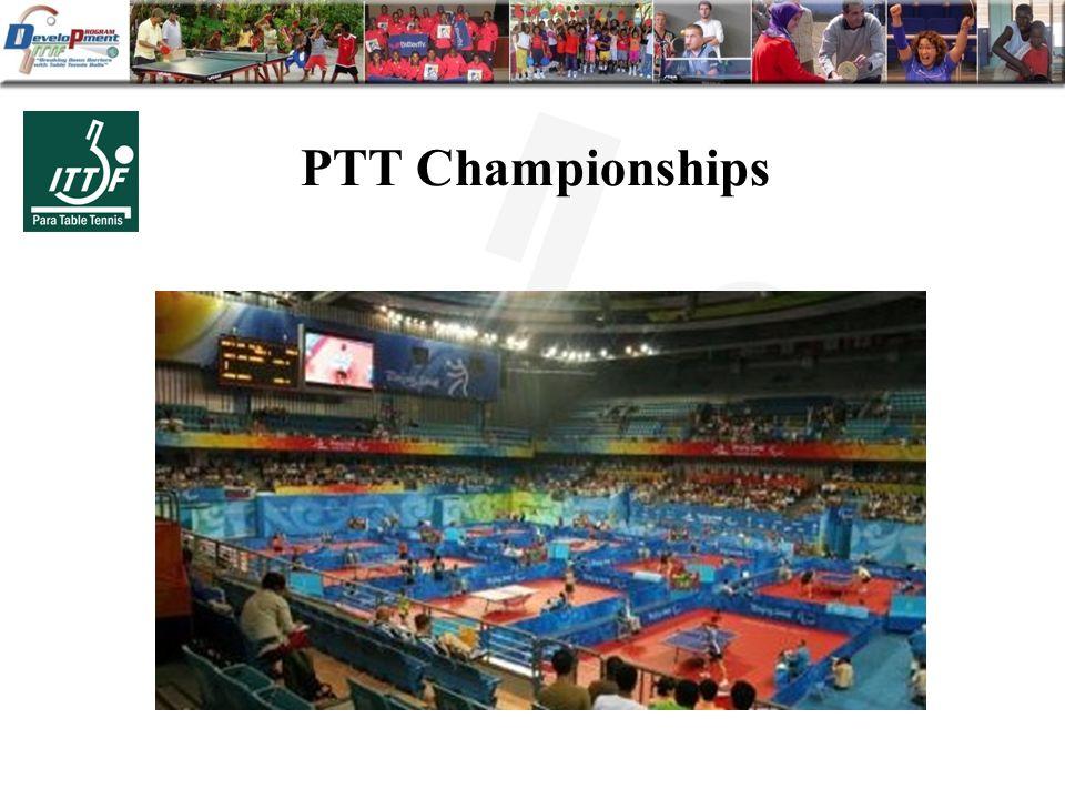 PTT Championships