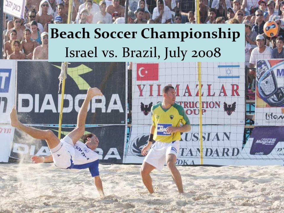 Netanya- The Sports City of Israel Paddle Ball World Championship 2009